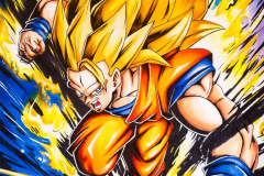 Goku-by-Thomas-Volpe