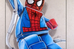 Lego-Spiderman-by-Thomas-Volpe